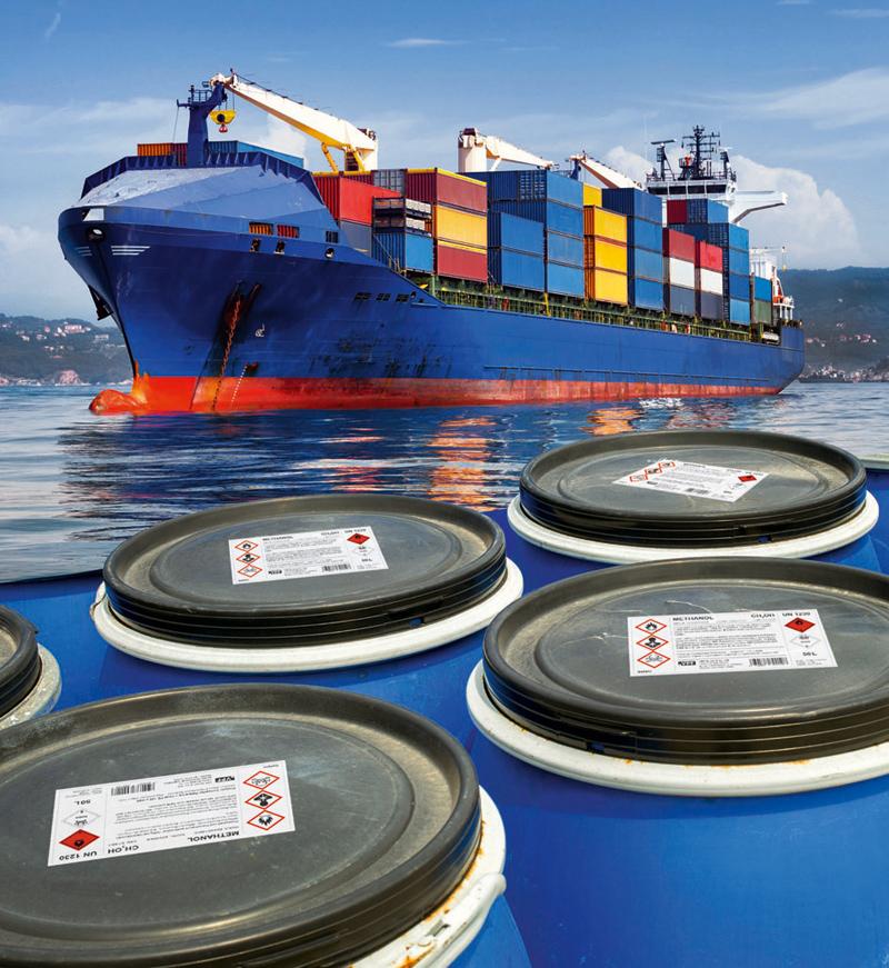 VPF seawater resistant materials