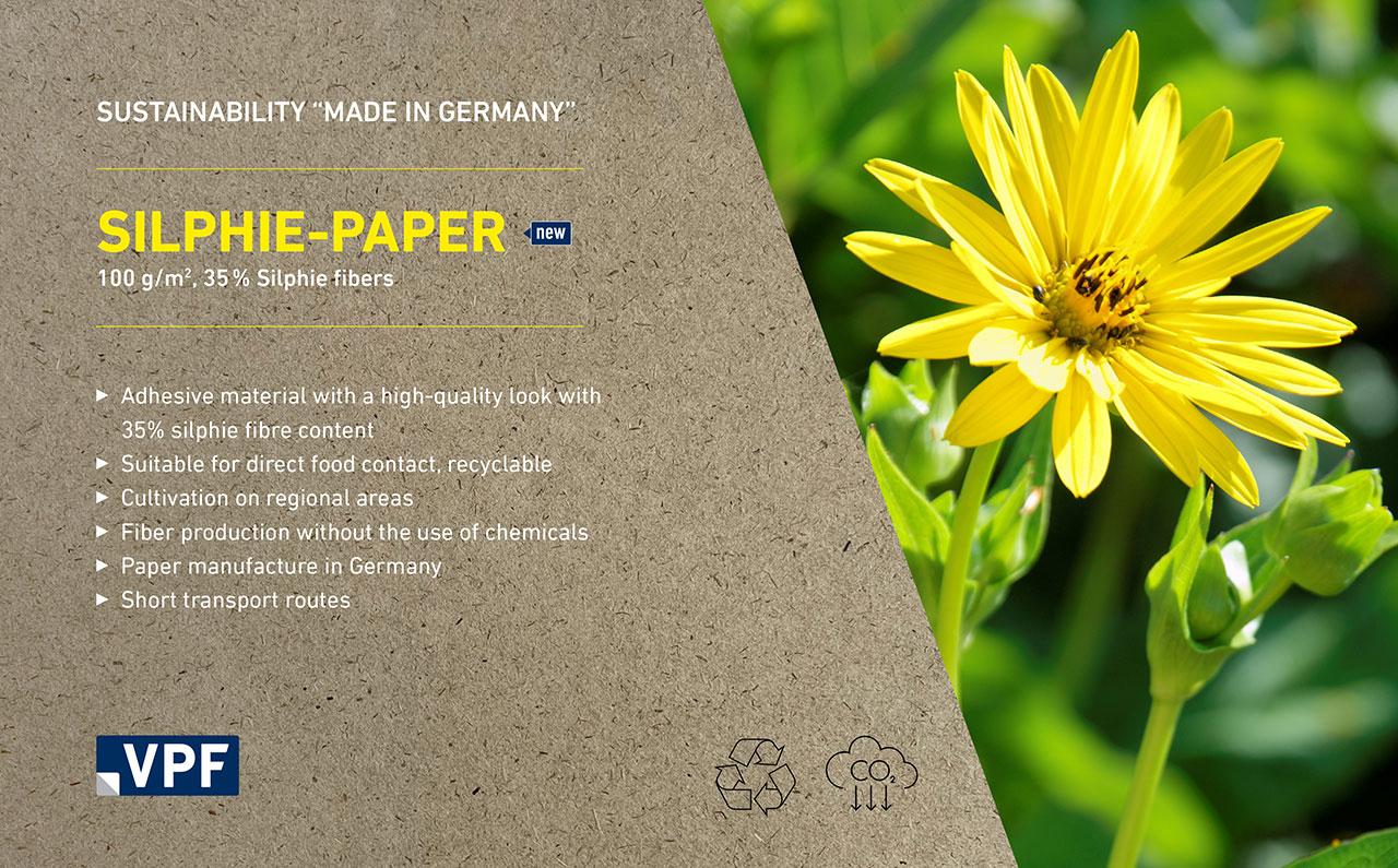 Silphie paper