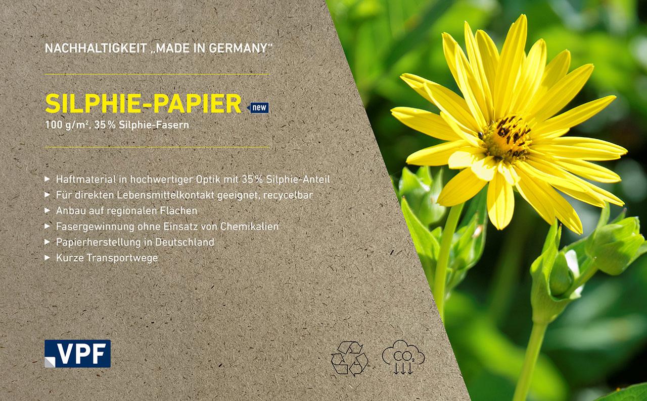 Silphie-Papier